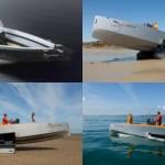 iguana boat car